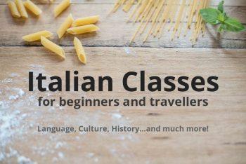 Italian classes in the Dandenong Ranges