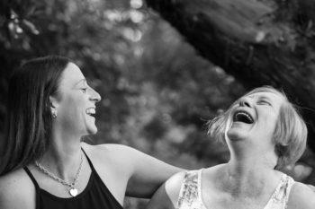 Mum and Daughter. ©Erika's Way Photography