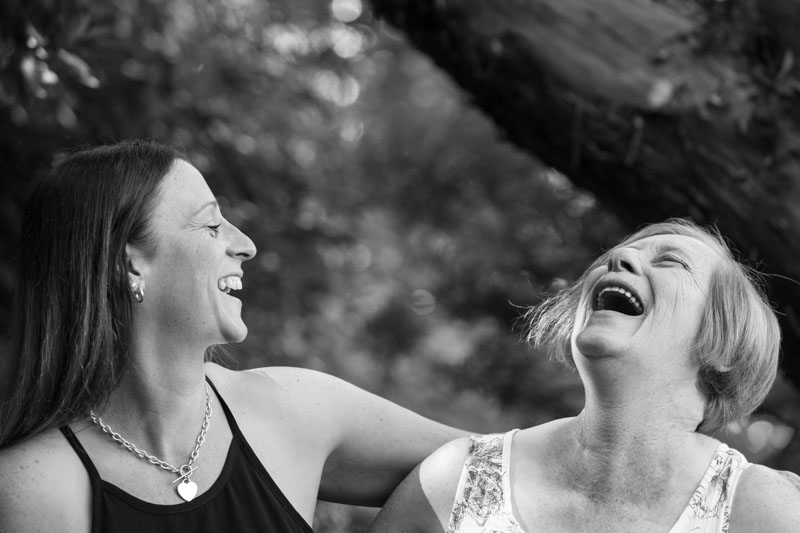 Mum and Daughter. ©Erika's Way Photography
