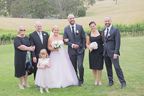 Family Photo © Erika's Way Wedding Photography Melbourne