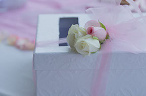 Wedding gifts © Erika's Way Photography