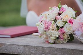 The bridal bouquet © Erika's Way Photography