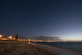 Stars at Safety Beach © Erika's Way Photography